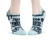 Friends Footie Socks