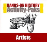 Artists Activity-Pak