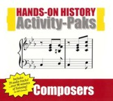 Composers Activity-Pak