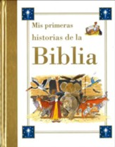 Historias de la Biblia Ilustradas  (Illustrated Bible Stories)