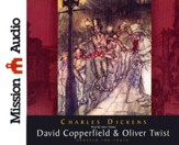 David Copperfield & Oliver Twist Abridged Audiobook on CD
