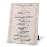 Fruit Of the Spirit Plaque