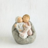 Willow Tree, My New Baby Figurine, Blush Pink