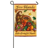 Grateful Heart Flag, Small