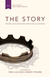 The Story, KJV: The Bible as One Continuing Story of God and His People - eBook