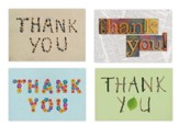 Thank You, Many Blessings Cards, Box of 12