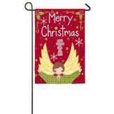 Christmas Angel Flag, Small