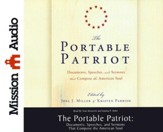 Portable Patriot Unabridged Audiobook on CD