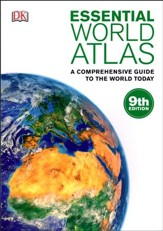 Essential World Atlas, 9th Edition