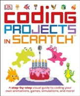 DK Workbooks: Coding Projects in  Scratch: Projects Workbook