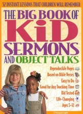 Big Book Of Kid Sermons and Bible Talks