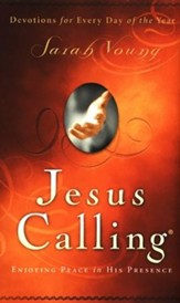 Jesus Calling, hardcover, case of 24