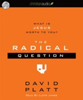 Radical Question Unabridged Audiobook on CD