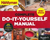 Complete Do-It-Yourself Manual,   Newly Updated
