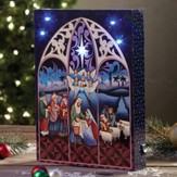 Heartwood Creek Nativity Lightbox