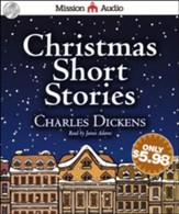 Christmas Short Stories Audiobook on CD