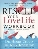 Rescue Your Love Life, Workbook