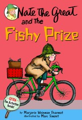 Nate the Great and the Fishy Prize - eBook