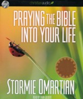 Praying the Bible Into Your Life Unabridged Audiobook on CD