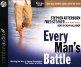 Every Man's Battle: Winning the War on Sexual Temptation One Victory at a Time Unabridged Audiobook on CD