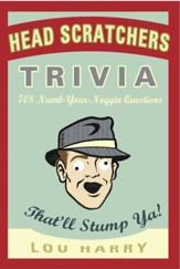 Head Scratchers Trivia - eBook