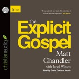 The Explicit Gospel Unabridged Audiobook on CD