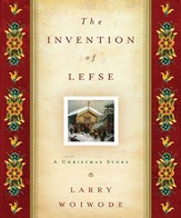The Invention of Lefse: A Christmas Story Unabridged Audiobook on CD