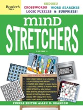 Mind Stretchers Puzzle Book, Volume 3