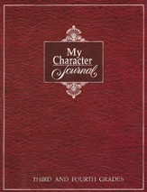 My Character Journal for Third and Fourth Grades