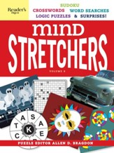 Mind Stretchers Puzzle Book, Volume 8