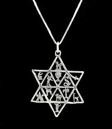 12 Tribes Star of David