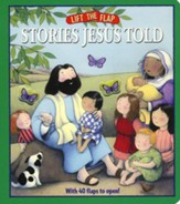 Lift-the-Flap: Stories Jesus Told