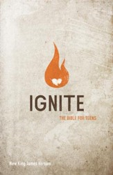NKJV Ignite: The Bible for Teens - eBook