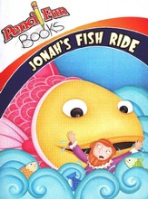 Jonah's Fish Ride, Pencil Fun Books, 10 Pack