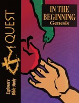 Bible Quest: In The Beginning (Genesis), Student Workbook