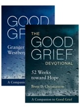 Good Grief: The Guide and Devotional, 2 Books