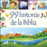 99 historias de la Biblia/99 Stories from the Bible