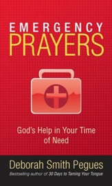 Emergency Prayers: God's Help in Your Time of Need - eBook