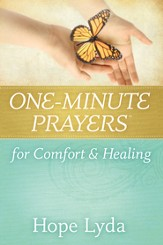 One-Minute Prayers for Comfort and Healing - eBook