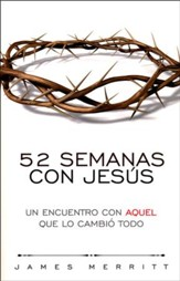 52 semanas con Jesús, 52 Weeks with Jesus