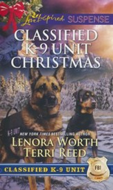 Classified K-9 Unit Christmas