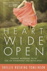 Heart Wide Open: Trading Mundane Faith for an Exuberant Life with Jesus - eBook