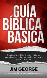 Guía bíblica básica (The Basic Bible Pocket Guide)