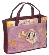 Queen Esther Bible Cover