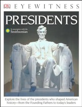 DK Eyewitness Books: Presidents - Slightly Imperfect