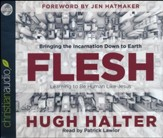 Flesh: Bringing the Incarnation Down to Earth - unabridged audiobook on CD