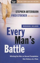 Every Man's Battle with Workbook: Winning the War on Sexual Temptation One Victory at a Time