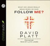 What Did Jesus Really Mean When He Said Follow Me? - unabridged audiobook on CD