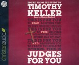 Judges For You: For Reading, For Feeding, For Leading - unabridged audiobook on CD