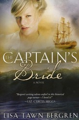 The Captain's Bride, Northern Lights Series #1 (rpkgd)
